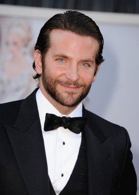 1.º Bradley Cooper