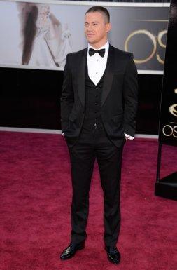 2.º Channing Tatum