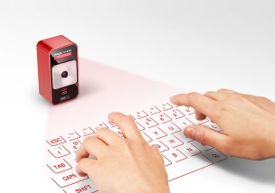 o Magic Cube Laser Keyboard