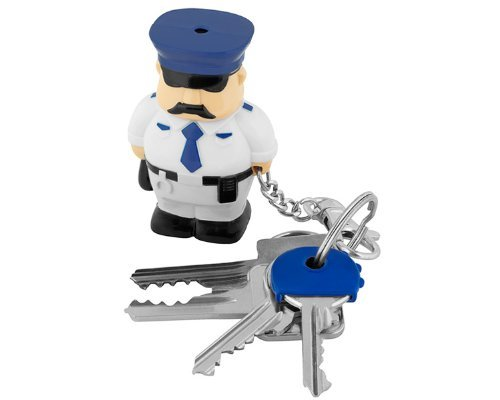 Security Guard Key Finder