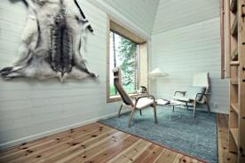 Sandell Sandberg, Blue Cone Tree Hotel, Harads (Sweden)