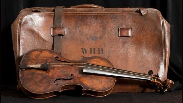 Violino Titanic